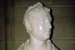 Thomas Campbell (poet)- marble by Edward Hodges Baily, 1826.