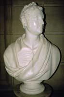 Thomas Campbell (poet)- marble by Edward Hodges Baily