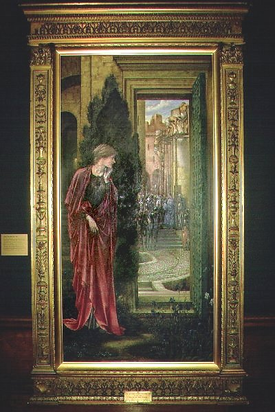 Danae, or The Tower Of Brass, by Edward Burne-Jones
