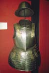 English Pikeman's armour